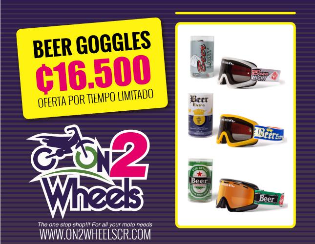 Click en la imagen para ver Oferta Beer Goggleser Oferta Beer Goggles